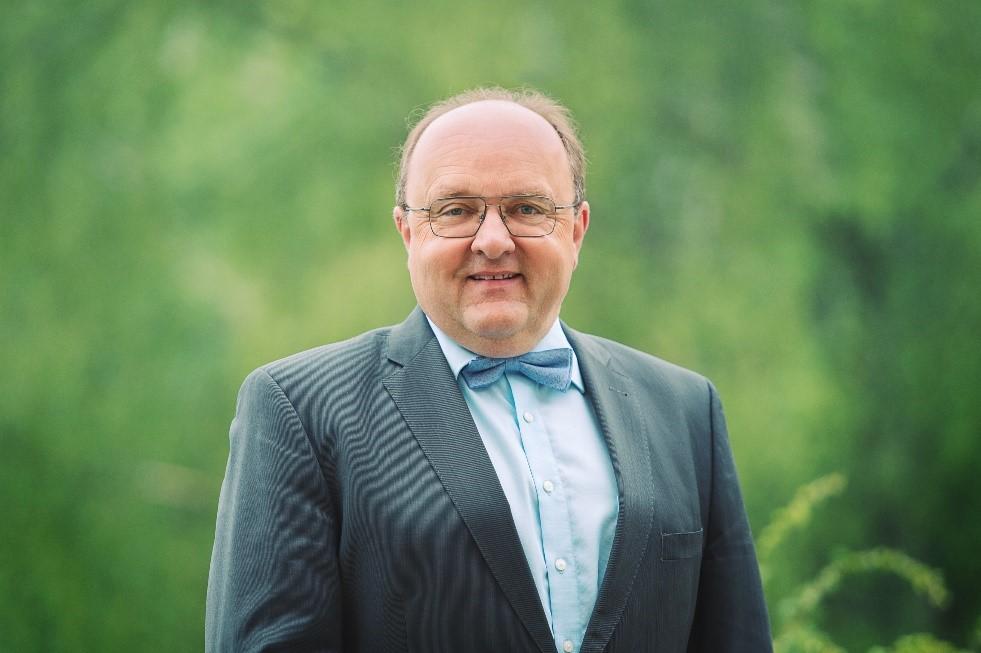 Wahl Prof. Schraml zum BKSB Vorsitzenden